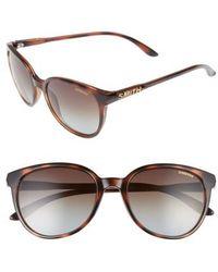 caec8835e6 Lyst - Smith  comstock  52mm Rectangular Sunglasses -