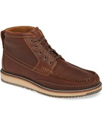 Ariat - 'lookout' Moc Toe Boot - Lyst