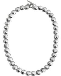John Hardy - 'palu' Collar Necklace - Lyst