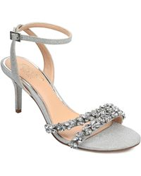 Badgley Mischka - Jewel Badley Mischka Jarrel Ankle Strap Sandal - Lyst