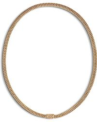 John Hardy - 18k Classic Chain Extra Small Gold Necklace - Lyst