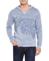 Tommy Bahama | Palmetto Hooded Pullover | Lyst