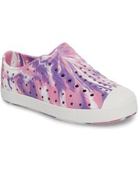 Native Shoes - Jefferson - Marbled Perforated Slip-on - Lyst
