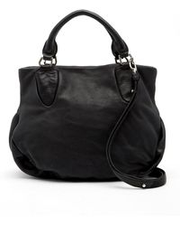 Liebeskind Berlin - Sima Leather Washed Tote - Lyst