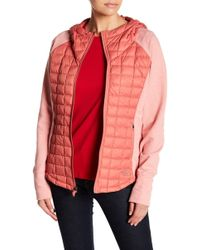 The North Face - Endeavour Quilted Shell Jacket - Lyst