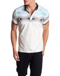 T.R. Premium | Slim Fit Polo Shirt | Lyst