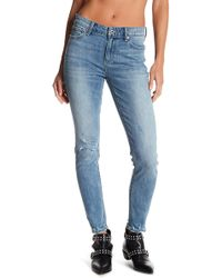 Lucky Brand - Ava Skinny Slim Fit Mid Rise Jean - Lyst