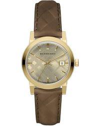 Burberry - Women's The City Swiss Quartz Watch - Lyst