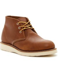 Red Wing - Work Chukka Boot - Factory Second - Lyst