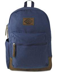 Dickies - Hudson Canvas Backpack - Lyst