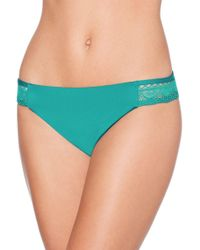 Laundry by Shelli Segal - Scallop Hipster Bikini Bottoms - Lyst