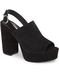 b9792cd479fe Steve Madden - Carter Slingback Platform Sandal (women) - Lyst