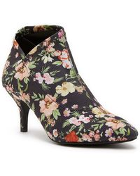 MIA - Charleese Stretch Ankle Boot - Lyst
