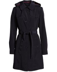 Gallery - Belted Trench - Lyst