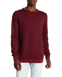 Blank NYC - Flirt To Convert Cotton Sweatshirt - Lyst