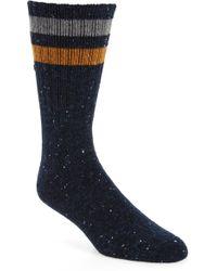 UGG - Camp Stripe Socks - Lyst