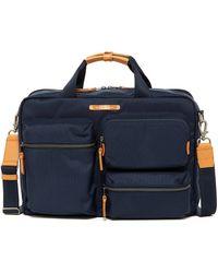Tumi - Tyssen Double Zip Briefcase - Lyst