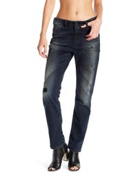 "DIESEL - Reen Regular Straight Leg Jeans - 32"" Inseam - Lyst"