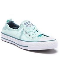 94972a1d00b4 Converse - Chuck Taylor All Star Shoreline Slip-on Sneaker (women) - Lyst