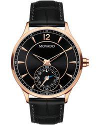 Movado - Men's Circa Motion Swiss Quartz Watch - Lyst
