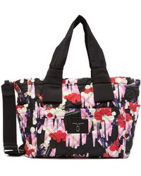 Marc Jacobs - Quilted Floral Baby Tote Bag - Lyst