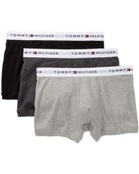 Tommy Hilfiger - Basic Trunks - Pack Of 3 - Lyst