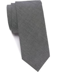 Original Penguin - Brower Solid Skinny Tie - Lyst