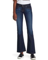 Big Star - Hazel Boot Cut Mid Rise Jeans - Lyst