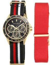 Vince Camuto - Women's Analog Quartz Interchangeable Strap Watch, 36mm - Lyst
