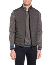 Ted Baker - Jozeph Quilted Down Vest - Lyst