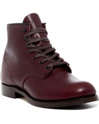 e56ad4fb877 Lyst - Red Wing Beckman Leather Boot - Factory Second - Wide Width ...