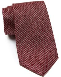 Vince Camuto - Silk Luperra Houndstooth Tie - Lyst
