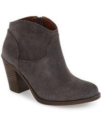 Lucky Brand - Eller Ankle Boot - Lyst