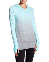 Climawear - Smitten Print Hoodie - Lyst