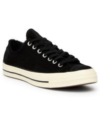 27cabe849e2b Lyst - Converse Lift Leather Platform Sneakers in Black for Men