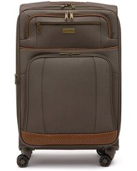 """Tommy Bahama - Mojito Twist 20"""" Expandable Spinner Suitcase - Lyst"""