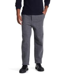 James Perse - Compact Fleece Joggers - Lyst