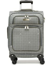 """Anne Klein - Peoria 20"""" Expandable Spinner Suitcase - Lyst"""