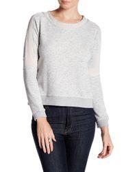 Olive & Oak - Long Sleeve Knit Shirt - Lyst