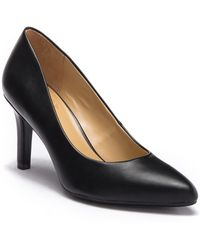 075b9c1f10f Naturalizer - Elicia Pump - Wide Width Available - Lyst
