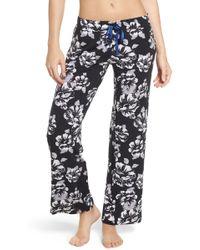 Pj Salvage | Floral Pajama Pants | Lyst