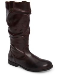 Birkenstock - Sarnia Leather High Boot - Discontinued - Lyst