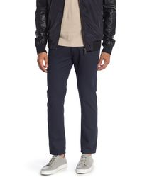 "T.R. Premium Comfort Fit Dress Pants - 30-32"" Inseam - Blue"