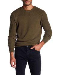 Neuw - Combat Knit Sweater - Lyst