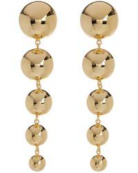 Gorjana - Newport Tiered Drop Earrings - Lyst