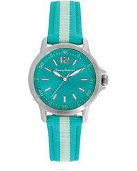 Tommy Bahama - Women's Laguna Silicone Bracelet Watch - Lyst
