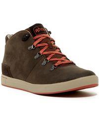 Ahnu - Fulton Mid Waterproof Sneaker - Lyst