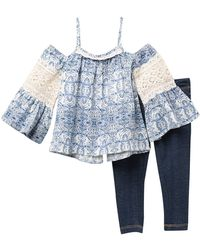 Jessica Simpson - Top & Jegging Set (baby Girls) - Lyst