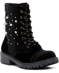 Madden Girl - Rex Embellished Boot - Lyst