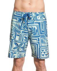 Cova - 'mod Squad' Board Shorts - Lyst